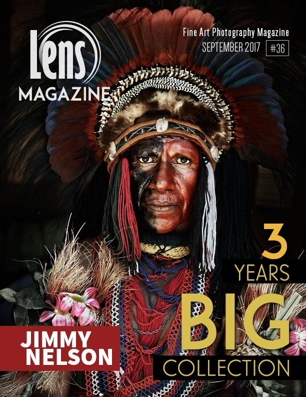 Lens Magazine 36. Jimmy Nelson. The BIG Collection of all time!