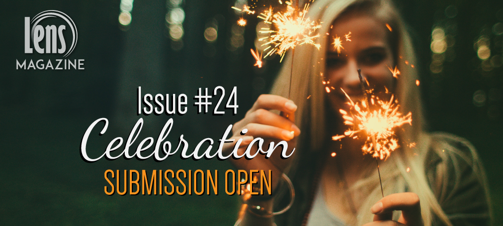 Submission open Lens Magazine Issue 24