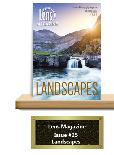 Lens Magazine Issue 25 Landscapes