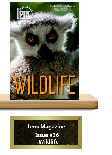 Lens Magazine Issue 26 Wildlife Photography