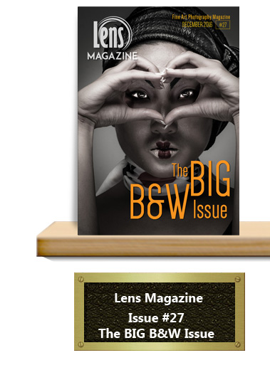 Photography Magazine Issue 27 The Big Black and White Issue