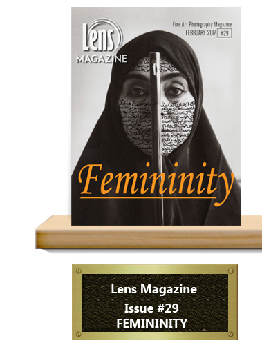 Lens Magazine Issue 29 FEMININITY