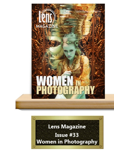 Lens Magazine Issue 33 Women in Photography