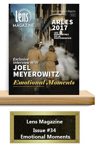 Lens Magazine Issue 34