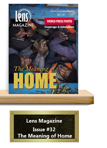 Lens Magazine Issue 32 The Meaning of Home