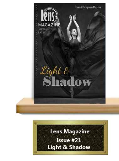 Lens Magazine Issue 21 Light and Shadow