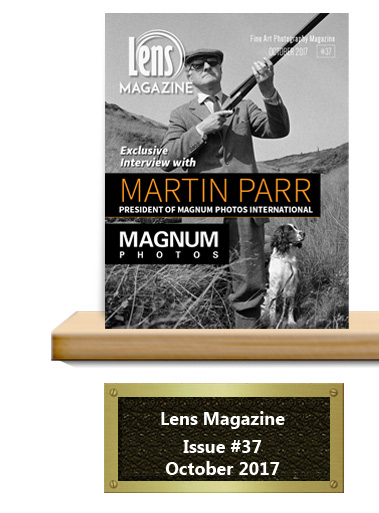 An interview with Martin Parr, President of Magnum Photos International