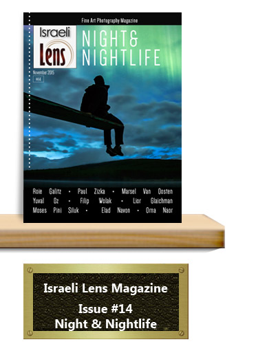 Israeli Lens Night&Nightlife Photography