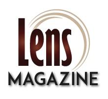 Photography Magazine Lens Magazine Logo