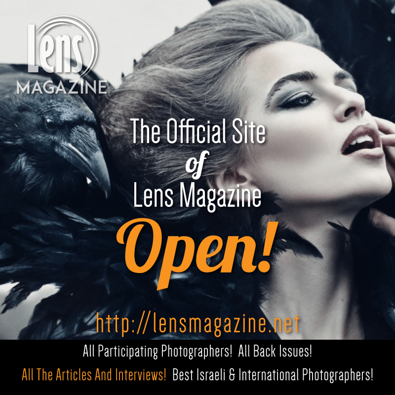 Lens Magazine's Official Site