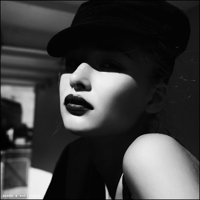 11 black and white photography by dasha