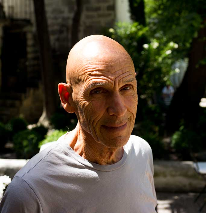 JOEL MEYEROWITZ Interview by Sebi Berens