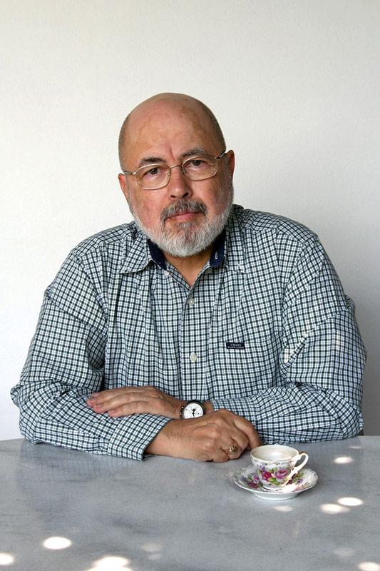 A. Cemal Ekin Portrait, Lens Magazine