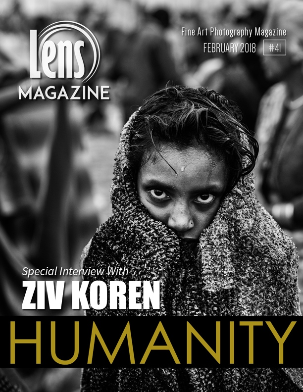 Lens Magazine Issue 41 Humanity