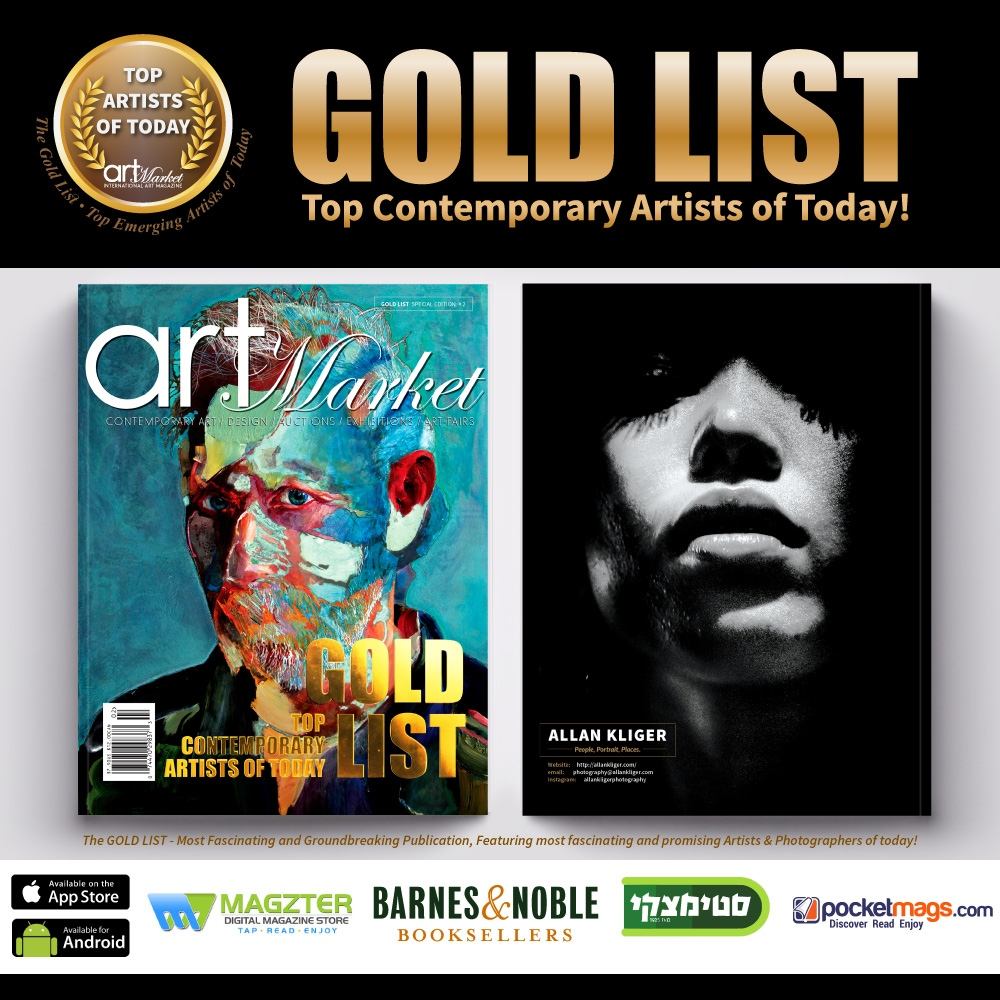 The Gold List Special Edition of Art Market Magazine